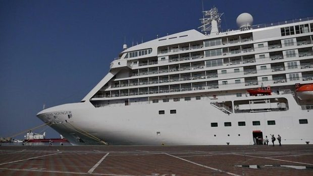 Regent Seven Seas Voyager. Фото: Ярон Шарон