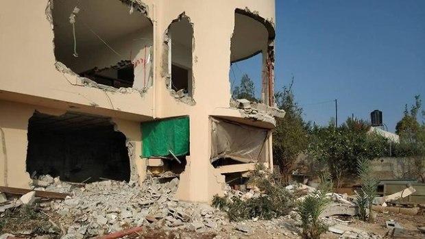 Дом террориста