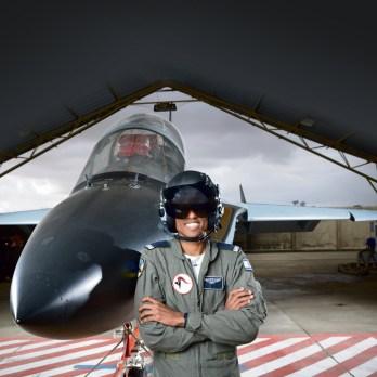 israel's first ethiopian pilot