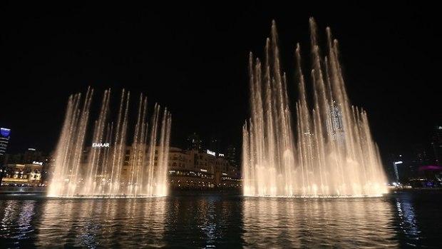Дубай, Новый год. Фото: ЕРА