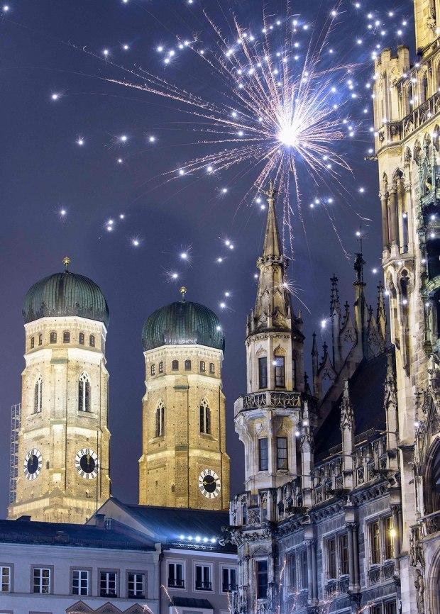 Мюнхен. Фото: AFP