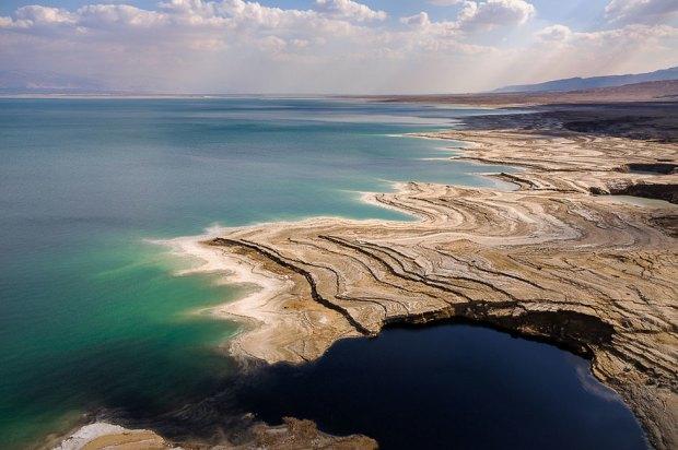 Мертвое море. Фото: Исраэль Бардуго