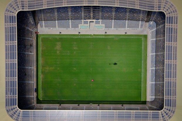 Стадион Сами Офер. Фото: Исраэль Бардуго