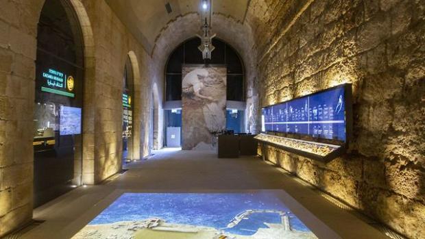 Интерактивные залы выставки. Фото: Идо Эрез
