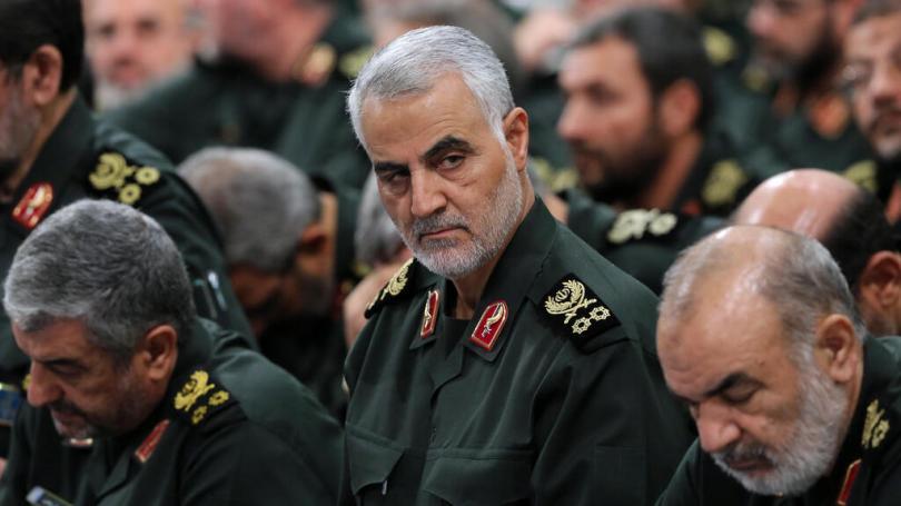 Le commandant de la Force Qods, Iran Qassem Suleimani, a été tué à Bagdad, en Irak