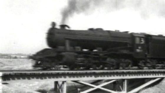 Ottoman train
