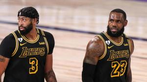 LeBron and Davis came back, the Lakers defeated Phoenix