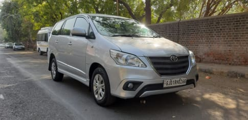 review grand new kijang innova diesel all tipe q buy used toyota cars in ahmedabad 24 verified 2 5 gx 8 seater