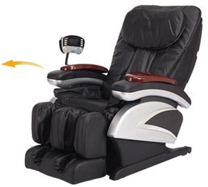 reclining massage chair oversized sleeper and ottoman bestmassage bm ec06c electric full body shiatsu