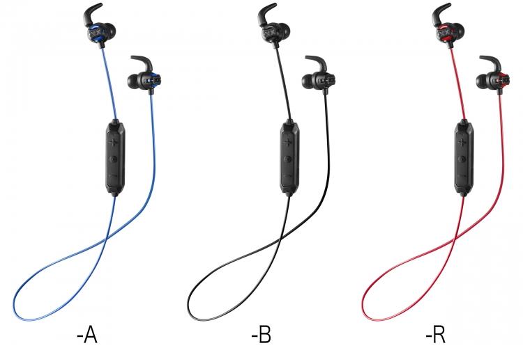 JVC HA-ET103BT XTREME XPLOSIVES Wireless Bluetooth In-Ear