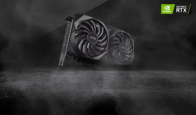 MSI Video Card