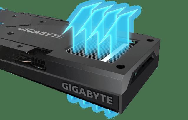 GIGABYTE Video Card-GV-R66XTEAGLE-8GD