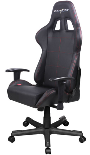 zeus thunder ultimate gaming systems chair ergonomic kuala lumpur dxracer formula series oh fd99 ne office racing style heavy duty star base with footrest pads
