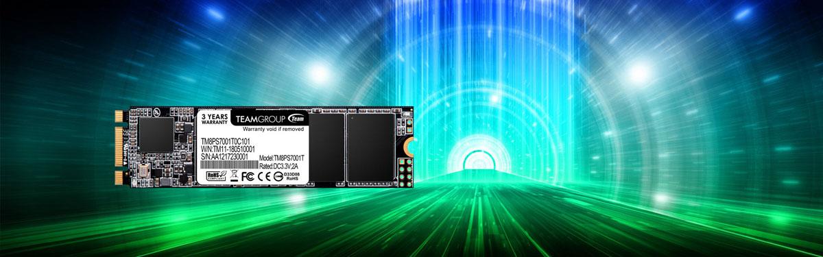 Next generation M.2 SATA solid state drive
