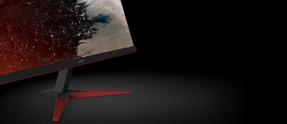 Acer KG241Q Pbiip UM.UX1AA.P01 Black / Red 23.6