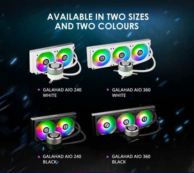 LIAN LI GALAHAD AIO360 RGB
