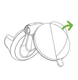 iOttie Easy Flex 3 Car Mount Holder for iPhone 5/5C/5S/6