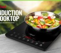 Rosewill Portable Induction Cooktop Countertop Burner 1500w Newegg Com