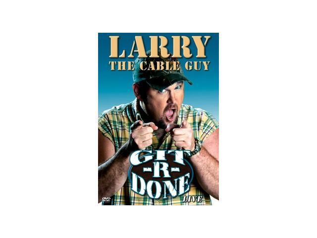 Cable Guy Dvds Larry