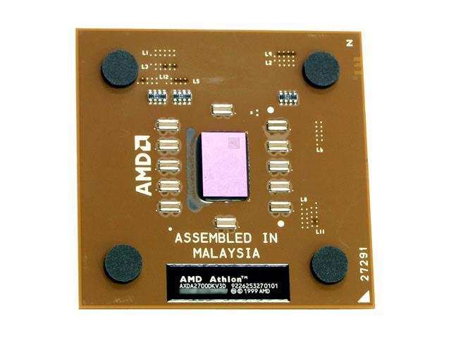 AMD Athlon XP 2700+ Thoroughbred 2.167 GHz Socket A AXDA2700DKV3D Processor - Newegg.com