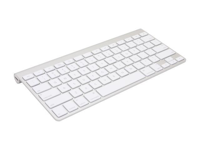 Apple MB167LL/A White Bluetooth Ultra-Thin Keyboard