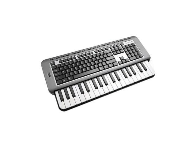 Creative Prodikeys PC-MIDI Gray/Black 104 Normal Keys 17