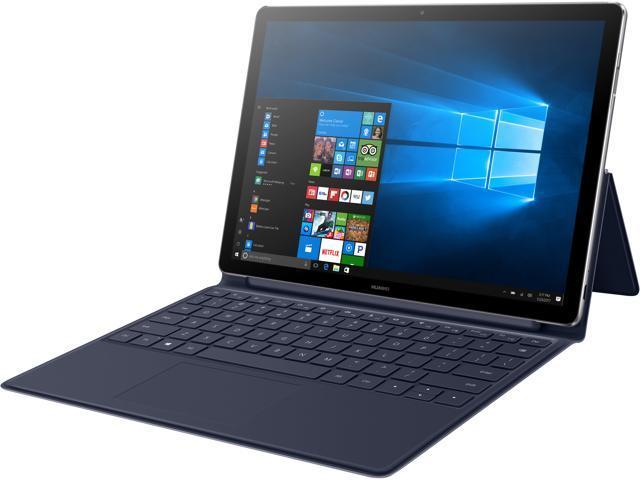 Huawei MateBook E Signature Edition Intel Core M3 7Y30 (1.00 GHz) 4 GB Memory 128 GB SSD 12