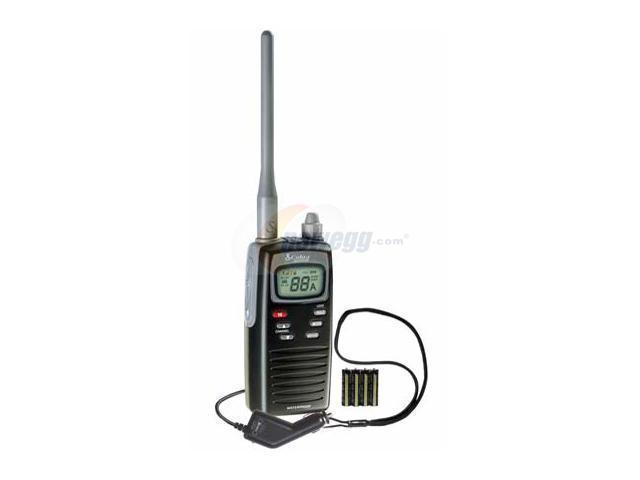 Cobra MR HH90 R Dual Power VHF Marine Transceiver with 10