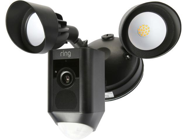 Ring Floodlight Cam, Motion-Activated HD Security Camera