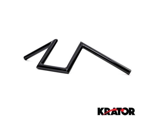 Krator Z Bars Replacement Handlebars Custom Bobber Harley