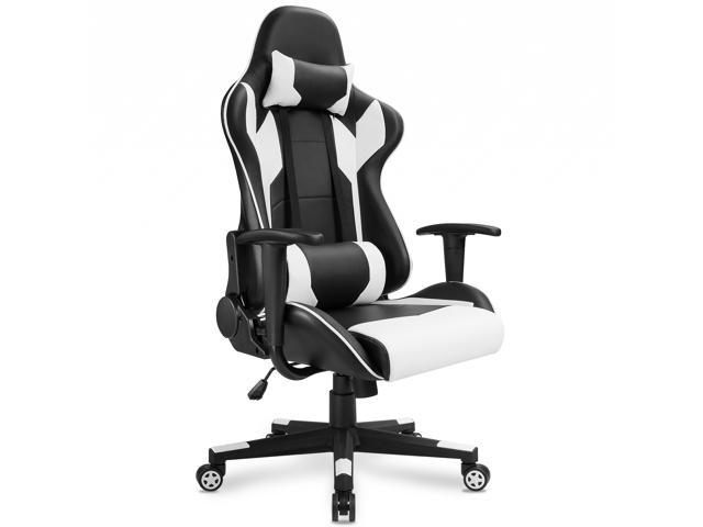swivel chair vr yankee stadium chairs for sale how strong is your gaming do you even bro newegg com homall executive leather with lumbar support