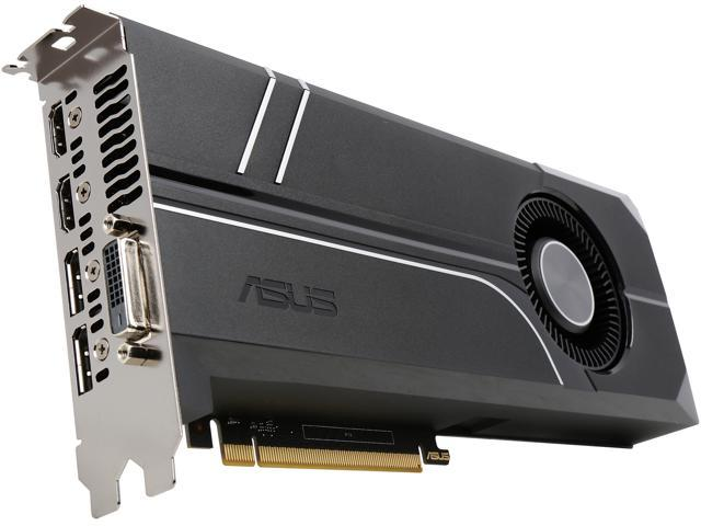 ASUS GeForce GTX 1060 TURBO-GTX1060-6G 6GB 192-Bit GDDR5 PCI Express 3.0 HDCP Re • $274.99 - PicClick