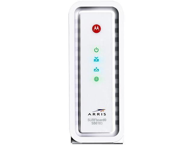 ARRIS SurfBoard SB6183 DOCSIS 3.0 Cable Modem