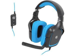 Logitech G430 Surround Sound Gaming Headset: X and Dolby 7