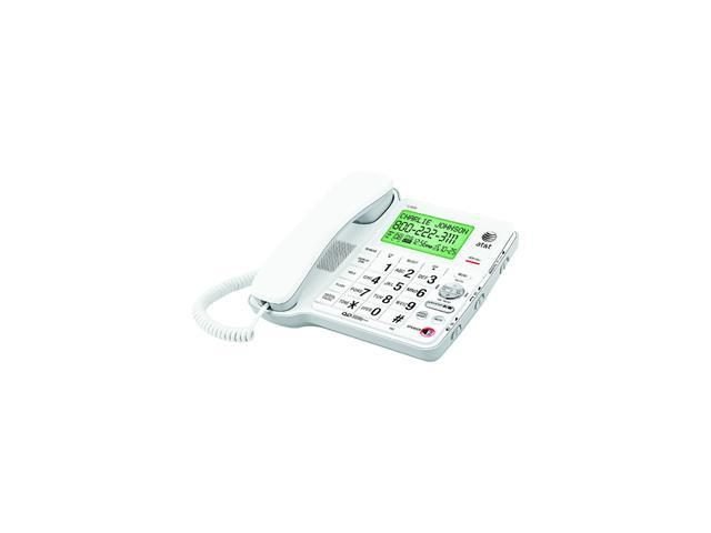 AT&T CL4939 1-line Operation Corded Phone Integrated