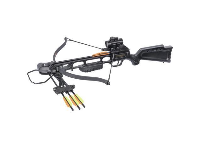 Crosman Center Point XR175 Recurve Crossbow Black AXR175B