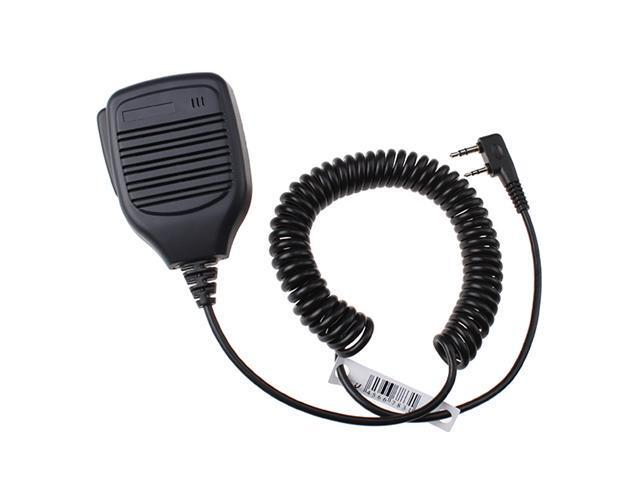 New Practical Speaker Mic For Baofeng Uv 5r Uv 5re Uv 5r