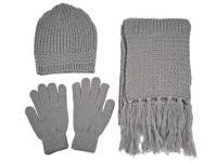 Bundle 12 Pieces Knitted Hat Gloves Scarf Set Winter Hat ...