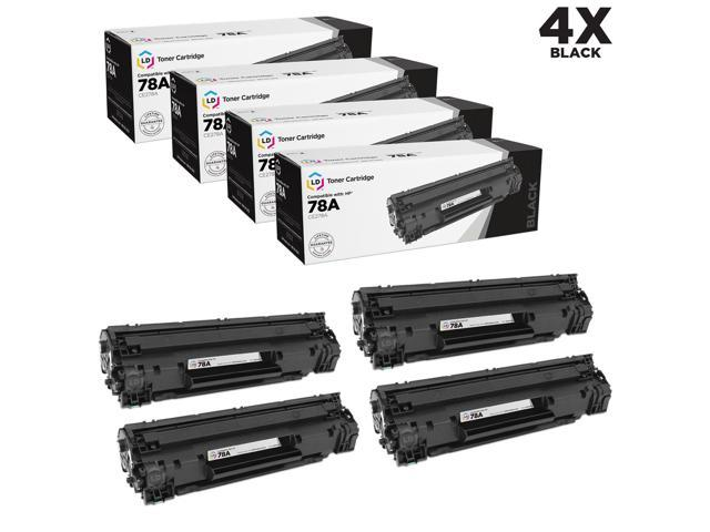 LD © Compatible Replacement Laser Toner Cartridges for