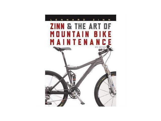 Velopress Lennard Zinnzinn & Art Of Mtn Bike Maint
