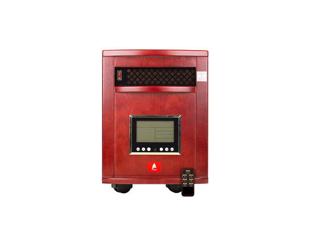 1000 Sq Ft Premium Cherry Red Infrared Space Heater With
