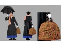Mary Poppins Carpet Bag Pattern - Carpet Vidalondon