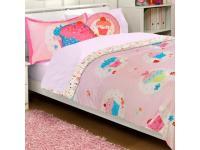 Cupcakes Twin Comforter Set Polka Dot Dreams Bedding ...
