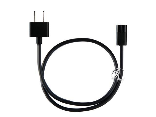 2 Prong AC Power Cord Cable for Microsoft Surface RT
