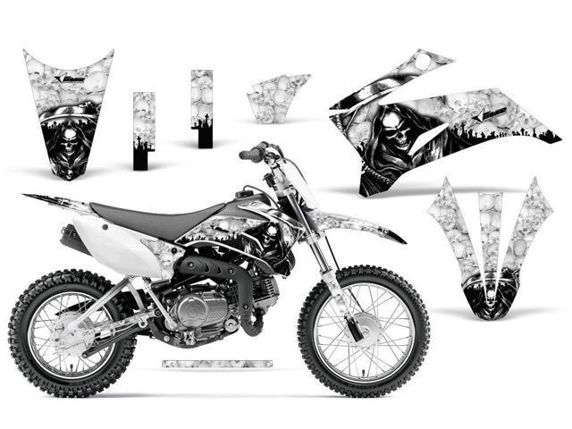 2011-2013|Yamaha|TTR|110::AMRRACING MX Graphics Decal Kit