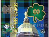 Notre Dame Fighting Irish Art Canvas Team Wall Art ...