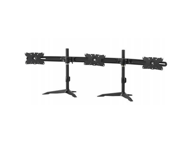 Triple Monitor Mount Stand for up to 32 inch Monitors