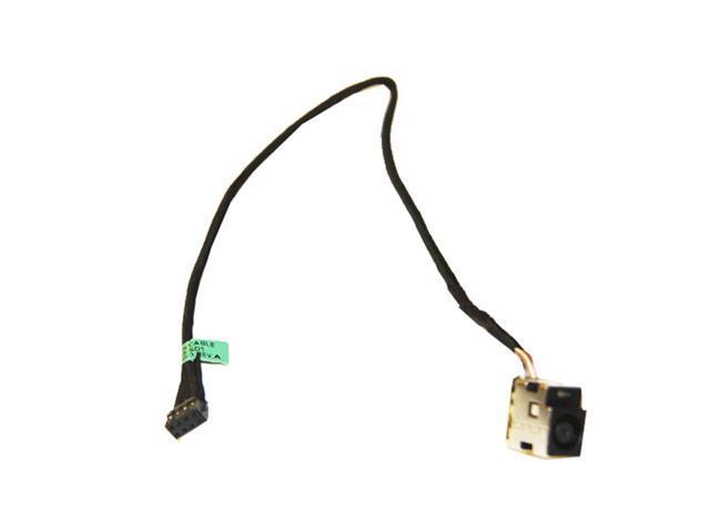 AC DC Power Jack Harness Plug Cable for HP Pavilion M7 M7