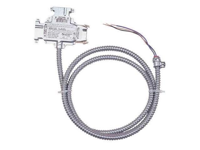 108 Reloc, Quick-Flex QSD Switch Drop, Acuity Lithonia