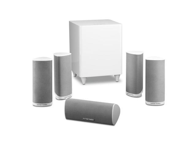 Sound Speakers Surround White